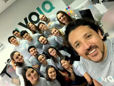 VOIQ Team Office